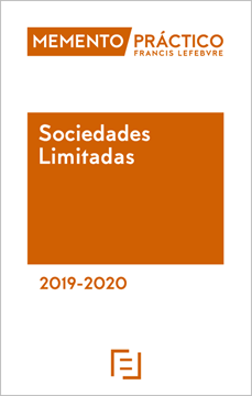 Imagen de Memento Práctico Sociedades Limitadas 2019-2020