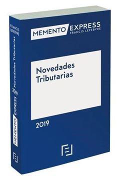 Imagen de Memento Express Novedades Tributarias 2019