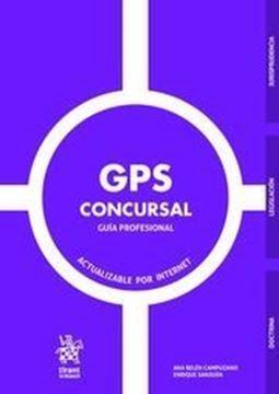 """Imagen de GPS Concursal, 2019 """"Guía profesional"""""""