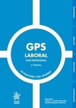 "Imagen de GPS Laboral. 5ª ed, 2019 ""Guía profesional. Actualizable por internet"""