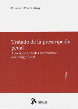 Imagen de Tratado de la prescripción penal, 2019
