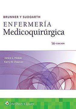 """Imagen de Enfermería Medicoquirúrgica 2 Tomos, 14ª ed, 2019 """"Brunner y Suddarth"""""""