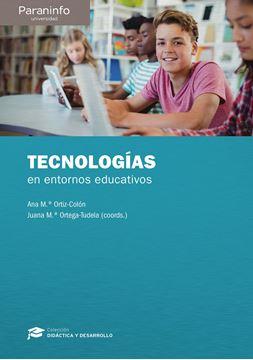 Tecnología en entornos educativos