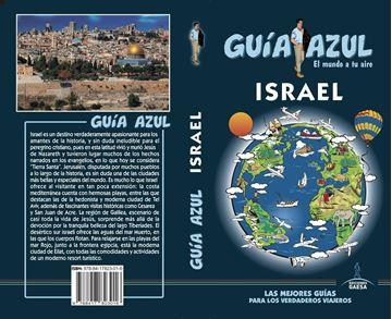Israel Guía Azul 2019