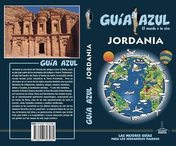 Jordania Guía Azul 2019