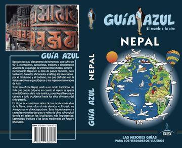 Nepal Guía Azul 2019