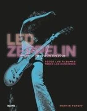 """Imagen de Led Zeppelin """"Todos los álbumes. Todas las canciones"""""""