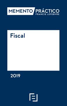 Imagen de Memento Práctico Fiscal 2019