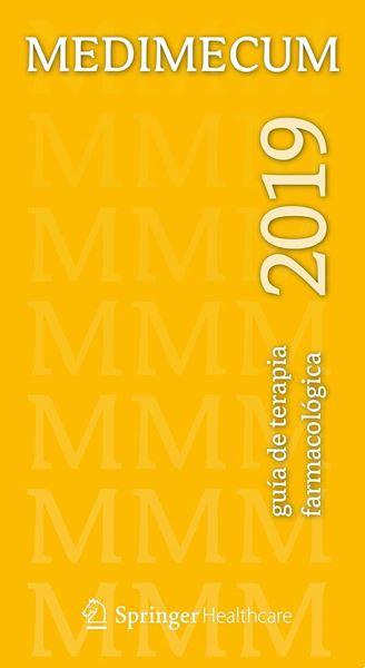Imagen de Medimecum 2019 Guía de Terapia Farmacológica