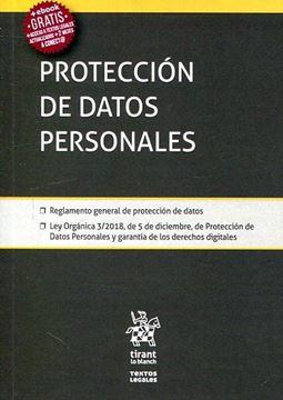 Imagen de Protección de datos personales, 2019