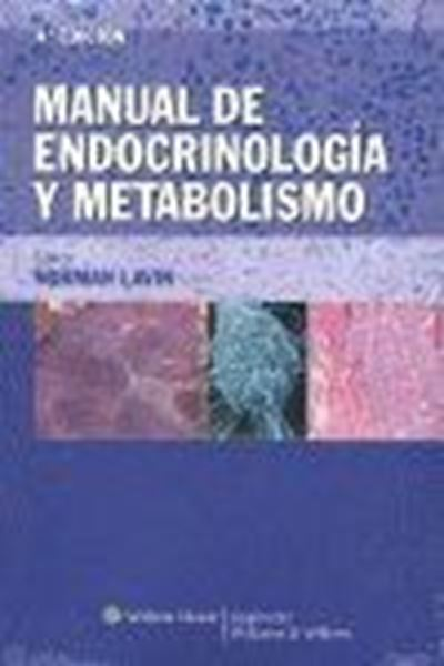 Imagen de Manual de Endocrinología y Metabolismo