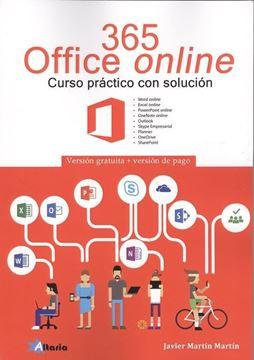 "Imagen de Office 365 Online ""Curso práctico con solución"""