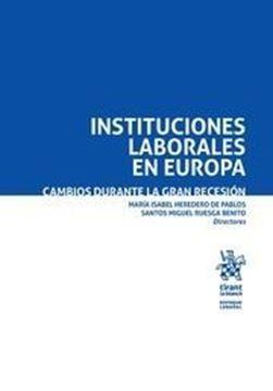 Imagen de Instituciones Laborales en Europa, 2019