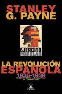 """Imagen de La revolución española (1936-1939), 2019 """"Un estudio sobre la singularidad de la Guerra Civil"""""""