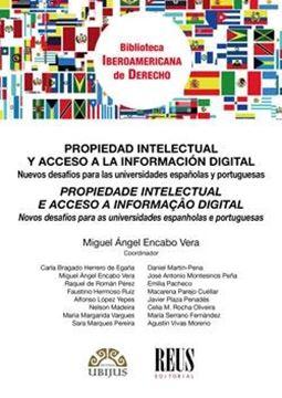 """Nuevos desafíos para las universidades españolas y portuguesas """"Propiedad intelectual y acceso a la información digital"""""""