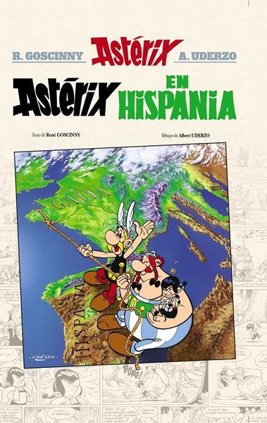 Astérix en Hispania. Edición de lujo, 2019