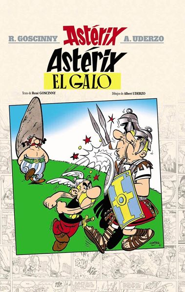 Astérix el galo. Edición de lujo, 2019