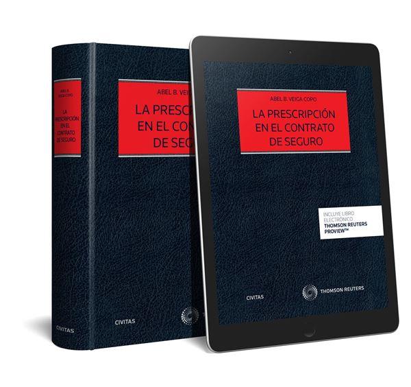 Prescripción en el contrato de seguro (Papel + e-book)