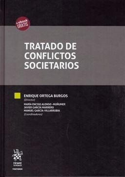 Imagen de Tratado de Conflictos Societarios,2019