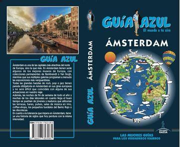 Ámsterdam Guía Azul 2019