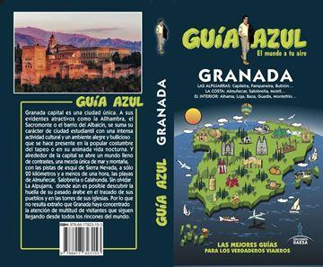 Granada Guía Azul 2019
