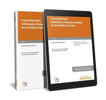 Consentimiento Informado y Responsabilidad en el Ámbito Sanitario (Papel + e-boo