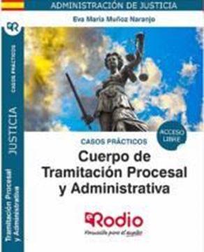Imagen de Casos Prácticos Cuerpo de Tramitacion Procesal y Administrativa de la Administracion de Justicia 2019