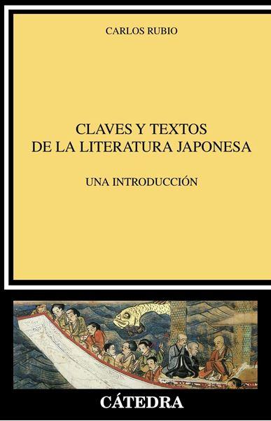 """Claves y textos de la literatura japonesa """"Una introducción"""""""