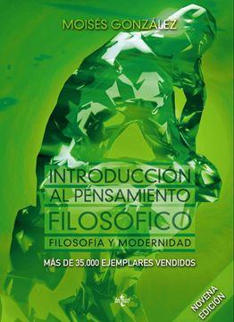 """Introducción al pensamiento filosófico """"Filosofía y modernidad"""""""