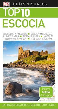 """Guía Visual Escocia Top 10, 2019 """"La guía que descubre lo mejor de cada ciudad"""""""