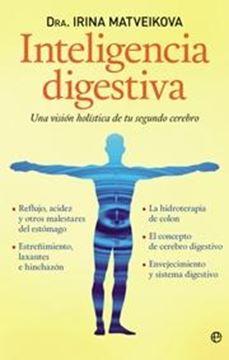 """Inteligencia Digestiva """"Una Visión Holística de tu Segundo Cerebro"""""""