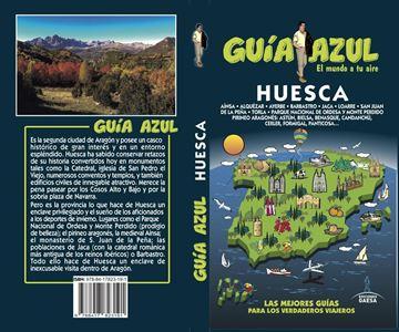 """Huesca Guía Azul, 2019 """"El mundo a tu aire"""""""