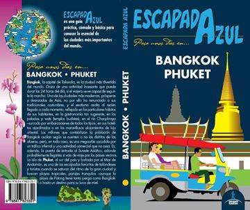 Bangkok y Phuket  Azul, 2019