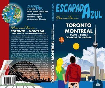Toronto y Montreal Escapada Azul, 2019