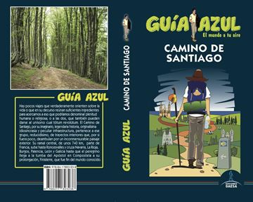 Camino de Santiago Guía Azul 2019