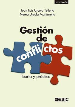 """Gestión de conflictos, 2019 """"Teoría y práctica"""""""