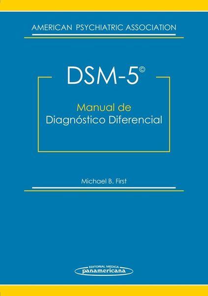 DSM-5. Manual de Diagnóstico Diferencial