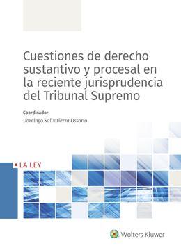 Cuestiones de derecho sustantivo y procesal en la reciente jurisprudencia del Tribunal Supremo, 2019
