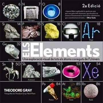 """Els Elements, 2a ed. 2019 """"Una exploració visual de tots els àtoms coneguts de l'Univers"""""""