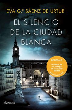 """Pack El silencio de la ciudad blanca """"Trilogia de la Ciudad Blanca 1"""""""