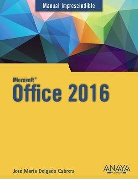Office 2016 Manual imprescindible