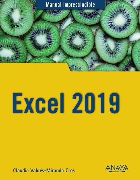 "Excel 2019 ""Manual imprescindible"""