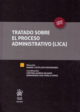 Imagen de Tratado sobre el proceso administrativo (LJCA), 2019