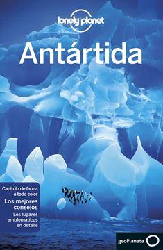 Antártida Lonely Planet 2018