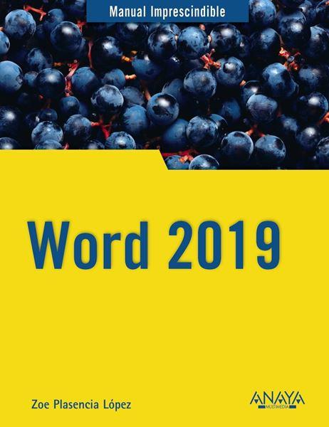 "Word 2019 ""Manual Imprescindible"""