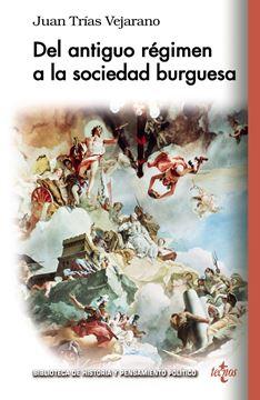 """Del antiguo régimen a la sociedad burguesa """"El cambio de visión de Bodino a Hobbes"""""""
