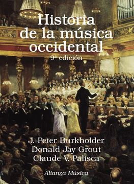 "Historia de la música occidental, 2019 ""Novena edición"""