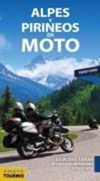 Alpes y Pirineos en moto 2019