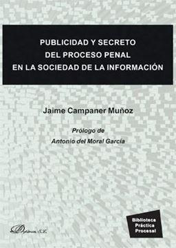 Imagen de Publicidad y secreto del proceso penal en la sociedad de la información, 2019