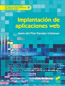 Implantación de aplicaciones web